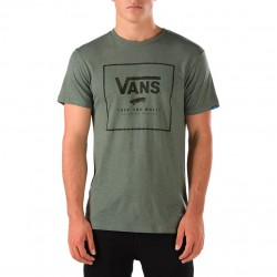 Vans Boxed In heather olive/indigo bloom