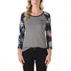 Vans Fall Tropics Raglan grey heather fall tropics
