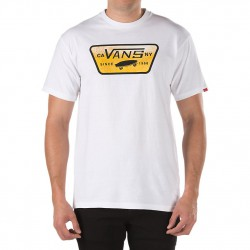 Vans Full Brew white