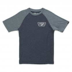 Vans Full Patch Raglan Boys heather navy
