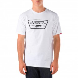 Vans Full Patch white/black