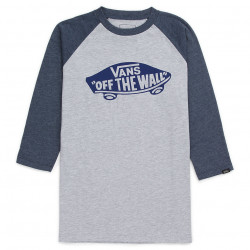 Vans Otw Raglan Boys athletic heather/navy heather