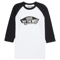 Vans Otw Raglan Boys white/black