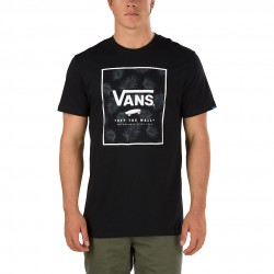 Vans Print Box black tonal palm