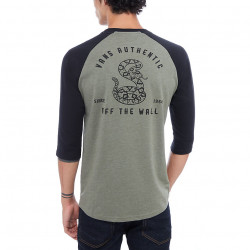 Vans Rattlesnake Hill Raglan olive heather/black