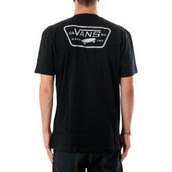 Vans Reflective Full Patch black