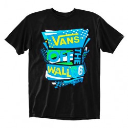 Vans Stenciled II Boys black