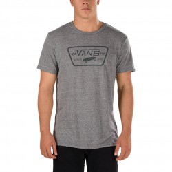 Vans Triblend Full Patch heather grey