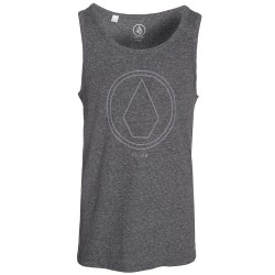 Volcom Pinline Stone heather black