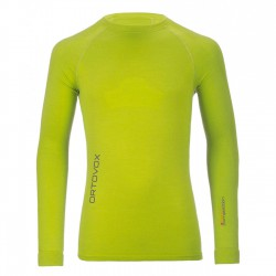 Ortovox Competition Long Sleeve happy green