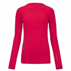 Ortovox Competition Long Sleeve WMS very berry