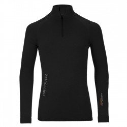 Ortovox Competition Zip Neck black raven