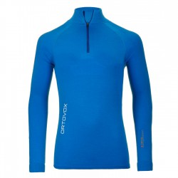 Ortovox Competition Zip Neck blue ocean