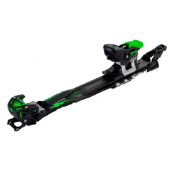 Tyrolia Adrenalin 16 Long solid black/flash green