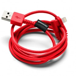 Urbanears The Thunderous Lightning Cable tomato
