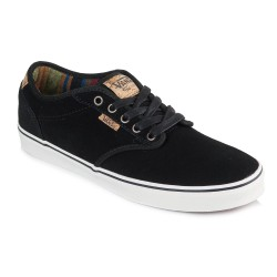 Vans Atwood Deluxe suede black/marshmallow