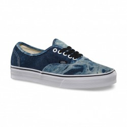 Vans Authentic acid denim black/true white