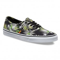 Vans Authentic decay palms black/true white