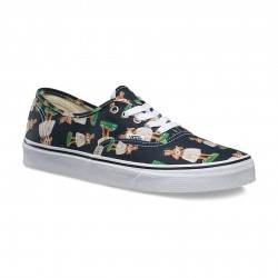 Vans Authentic digi hula parisian night/true wh
