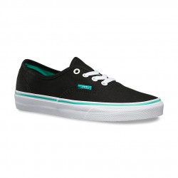 Vans Authentic iridescent eyelets black