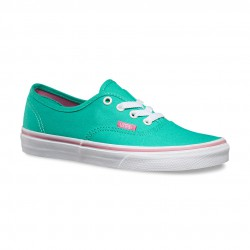 Vans Authentic iridescent eyelets florida keys