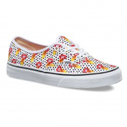Vans Authentic kendra dandy i scream/white
