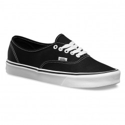 Vans Authentic Lite canvas black/white