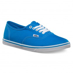 Vans Authentic Lo Pro neon blue