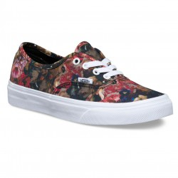 Vans Authentic moody floral black/true white