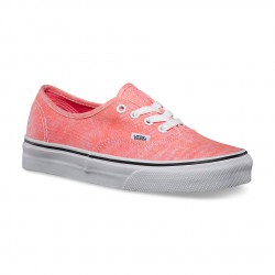 Vans Authentic sparkle coral