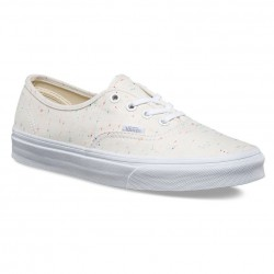 Vans Authentic speckle jersey cream/white