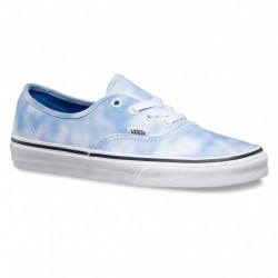 Vans Authentic tie dye palace blue