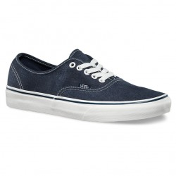 Vans Authentic washed dark blue