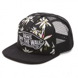 Vans Beach Girl Trucker black/white