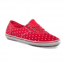 Vans Cedar polka dot true red/white