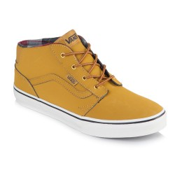 Vans Chapman Mid waxed oak buff/black