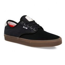 Vans Chima Ferguson Pro Kids covert twill black/gum