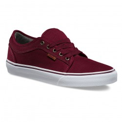 Vans Chukka Low 10 oz. canvas port/white