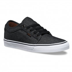 Vans Chukka Low denim black