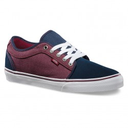 Vans Chukka Low oxford navy/port