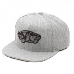 Vans Classic Patch Snapback heather grey