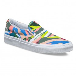 Vans Classic Slip-On abstract horizon multi/grey rid.
