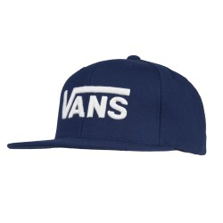 Vans Drop V Snapback dress blue