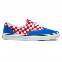 Vans Era 2-tone check/imperial blue