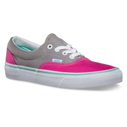 Vans Era fuchsia purple/neutral grey