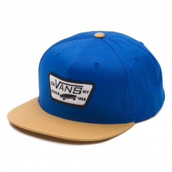 Vans Full Patch Snapback limoges/indian tan