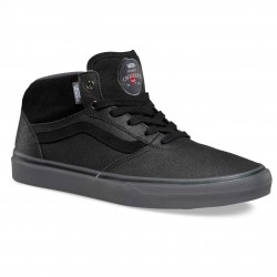 Vans Gilbert Crockett Pro Mid xtuff black/grey