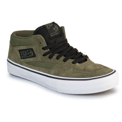 Vans Half Cab Pro winter moss/black