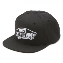 Vans Home Team Snapback black/white