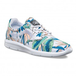 Vans Iso 1.5 tropical leaves true white